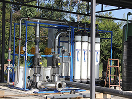 Water Recycling System in pune